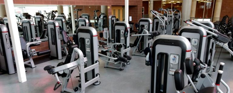 fitness equipment repairs